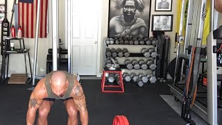 FASTING STRONGMAN (65 hrs fasting deadlifts)