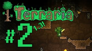 Terraria 1.3 Playthrough #2 - Spelunker