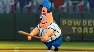 PATRICK STAR IS BACK! Nicktoons MLB Knockout!