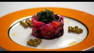 Славянский винегрет с репой | 7 нот вегетарианской кухни