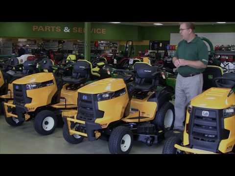 Buyer's Guide To Cub Cadet Enduro XT1 And XT2 Lawn Tractors