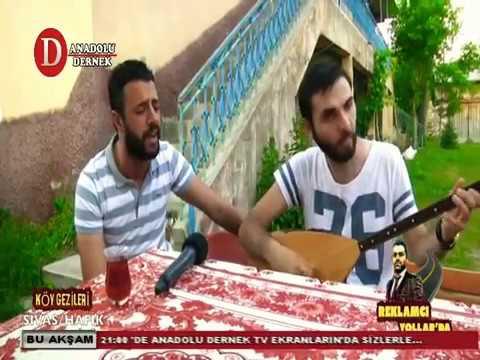 Recep Dönmez - Sivas Hafik Çınarlı Köyü (Canlı Yayın)