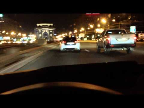 Mercedes C55, VW Golf 5 Gti, Audi A4 DTM