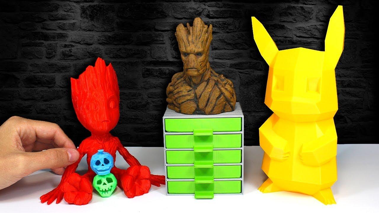 Impresora 3d cosas que puedes hacer inventos caseros for Construir impresora 3d