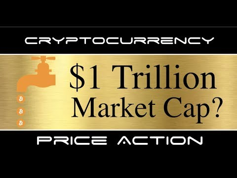 Trillion Dollar Cryptocurrency Market  Cap By Feb 2018?