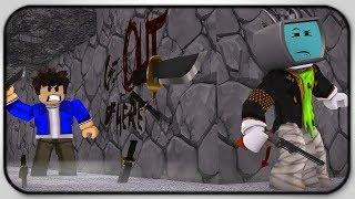 Werden der Sheriff in diesem neuen Spiel Roblox Murder Mystery X