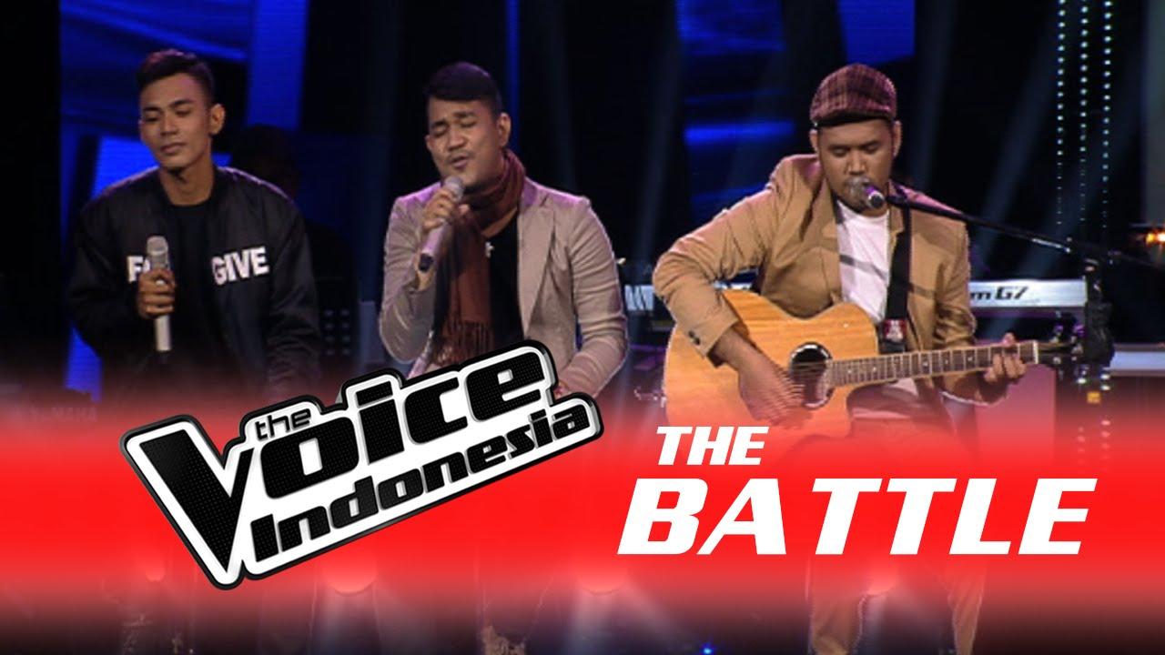 "Download Joan Allan vs. Benny Tophot vs. Julivan ""Lost Star"" | The Battle | The Voice Indonesia 2016"
