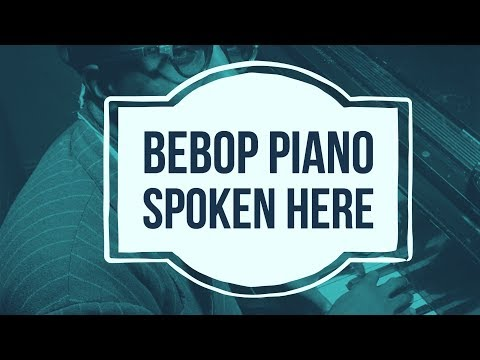 Billy Taylor and Dick Hyman Play Bebop