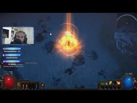 #MMO - PATH OF EXILE - Synthesis - || Killersamus Games