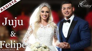 Casamento Juju Salimeni e Felipe Franco - por Criativy Estúdio