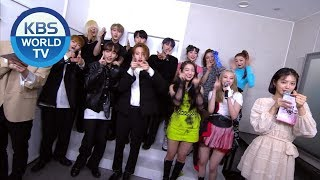 Interview with OnlyOneOf and SECRET NUMBER [Music Bank / 2020.05.22]