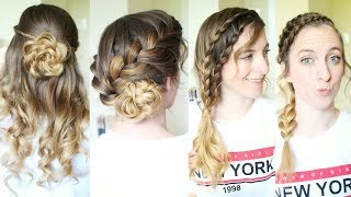 4 Easy Everyday Braided Hairstyle Ideas   Braidsandstyles12