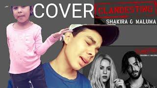 Baixar Shakira, Maluma - Clandestino (Audio) Letra Clandestino Maluma, Shakira (Cover) Clandestino Maluma.