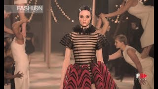 DIOR Highlights Haute Couture Spring 2019 Paris - Fashion Channel