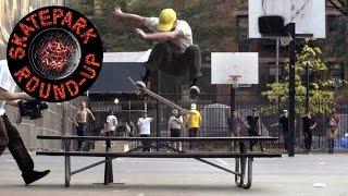 Skatepark Round-Up: HUF Stoops USA Tour