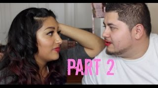 PART 2 Q&A Rated R +18 Sex Stories + Truth Or Dare Questions - Alexisjayda