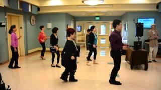 黃夏蕙 Visits Kin On Health Care Center in Seattle - Li Ka Sing