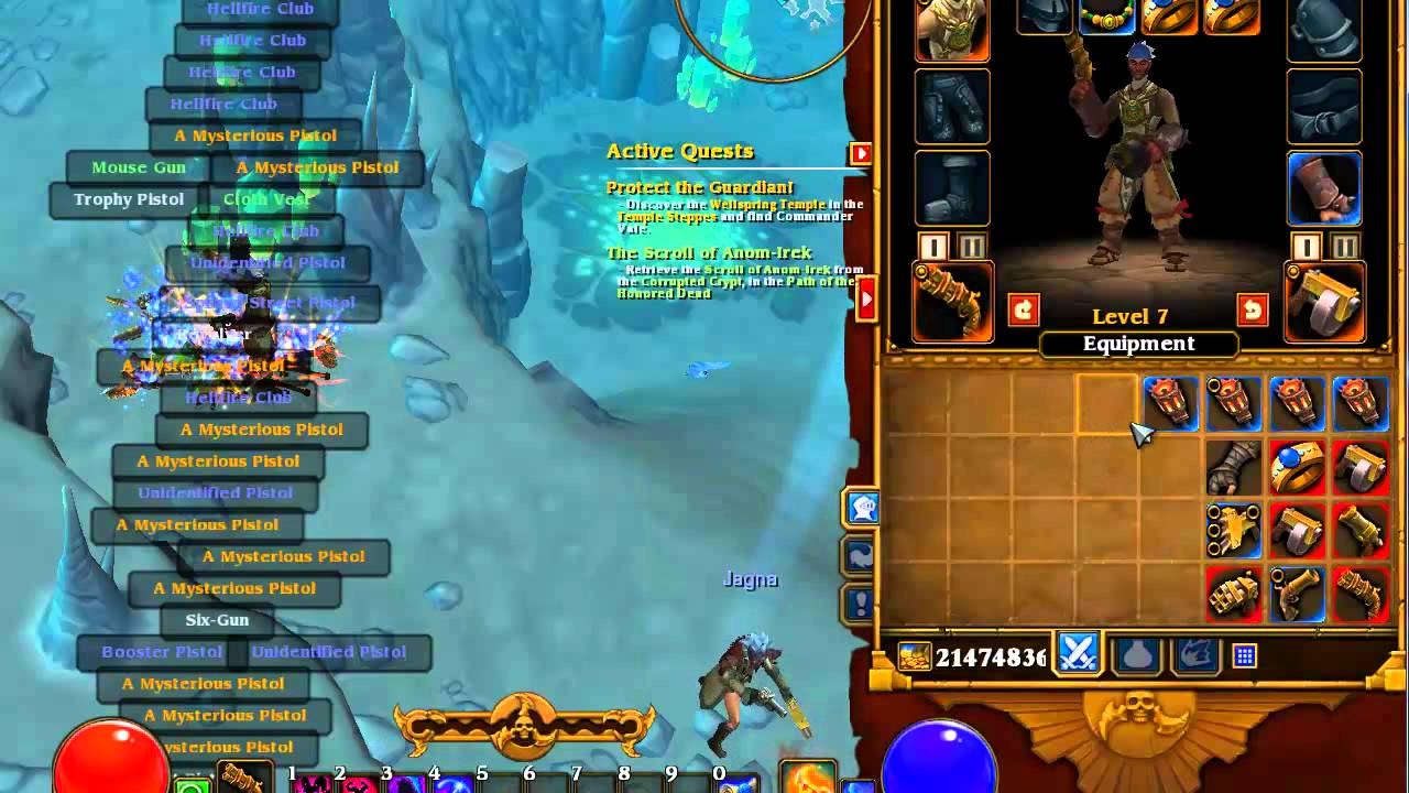 How to access Torchlight 2 Console - YouTube
