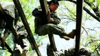 National Guard: Basic Training - Confidence Course