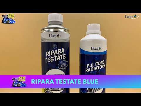 Ripara Testate Blue.  Scopriamo come funziona questo incredibile Additivo
