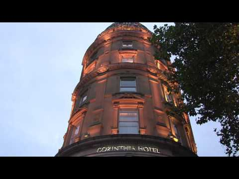 Hotels With A Past: Corinthia Hotel London