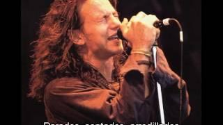 Pearl Jam  bugs subtitulada