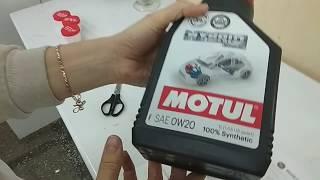 Motul Hybrid 0W 20 API SN свежее прием посылки в лаборатории УРЦТЭИД