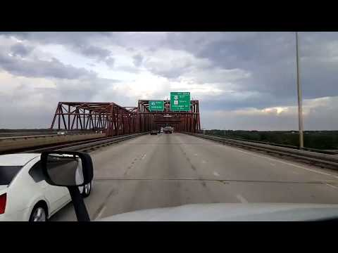 BigRigTravels LIVE! Morris, Illinois to Gary, Indiana Interstate 80 East July 3, 2017