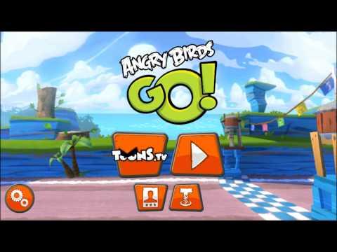Angry Birds Go! Music - Main Theme [HD]