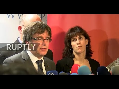 LIVE: Puigdemont speaks in Brussels following Catalan elections