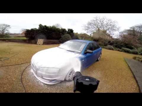 Carbon Collective - Satsuma Snow Foam - Audi A4 DTM