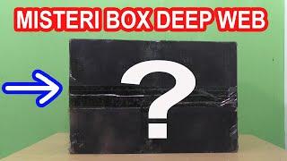 UNBOXING MYSTERY BOX DEEP WEB MALAH KENA PRANK