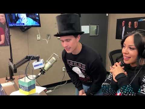 In-Studio Videos - 2019 Johnjay & Rich Secret Santa