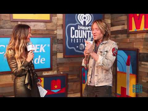 Cover Lagu Amy Interviews Keith Urban at our iHeart Country Festival 2018 STAFABAND