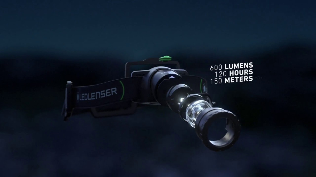 Video Headlamp Ledlenser Outdoor Product Mh10 2DEH9IYW
