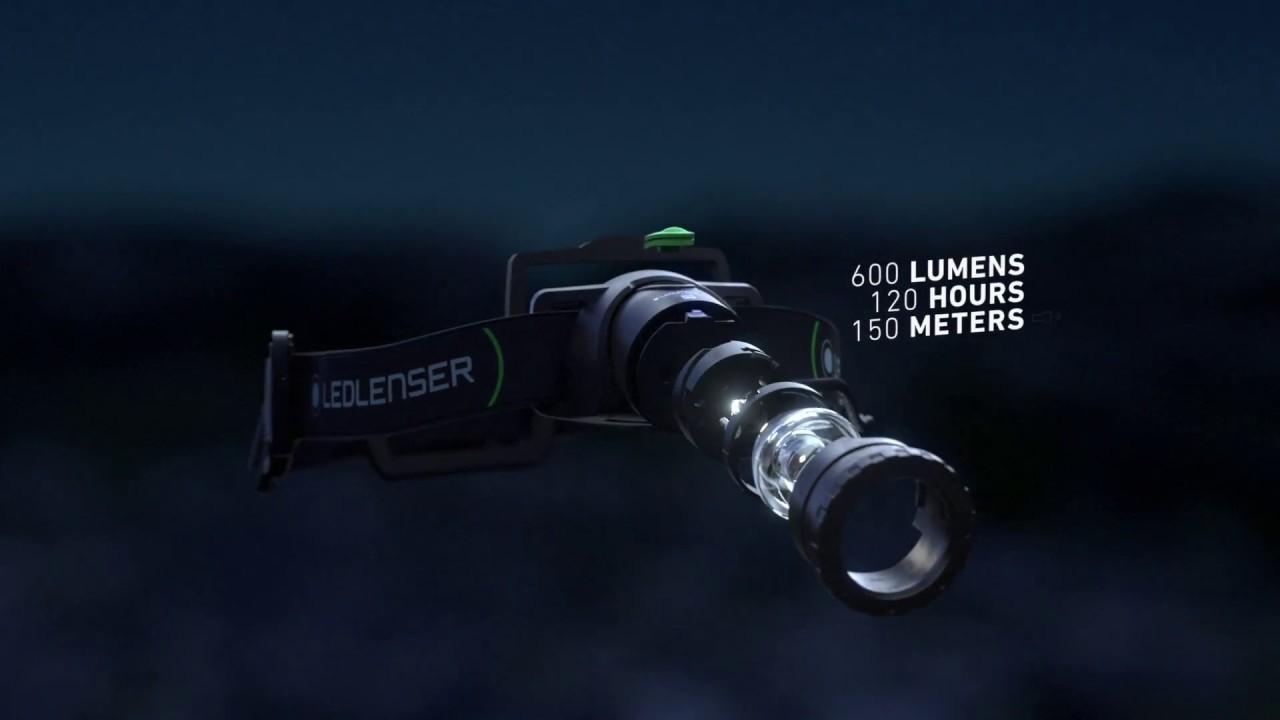 Product Headlamp Mh10 Ledlenser Outdoor Video b6gYfy7