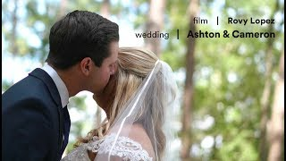Ashton and Cameron: A Wedding at Rosegate Venue