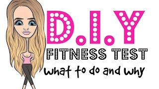 D.i.y healthy lifestyle test - find out your score and get motivated to improve it every month