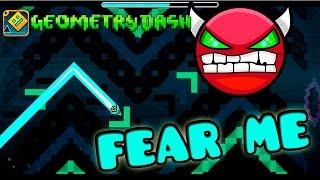 GEOMETRY DASH - (Easy Demon) - 29 - Fear Me by Crispy Dash!!!