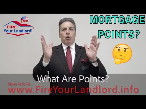 (Mortgage Points ) Should I Pay Points to buy a lower interest rate!