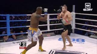 GLORY 1 Stockholm - Gokhan Saki vs Carter Williams (Full Video)