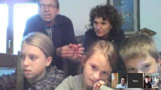 Familienkonferenz auf Radio SRF 1 vom 5. November 2013