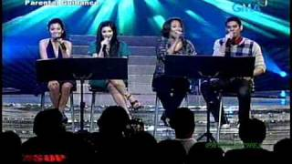 Kyla Jayr Jaya And Regine Every Now And Then.mp3