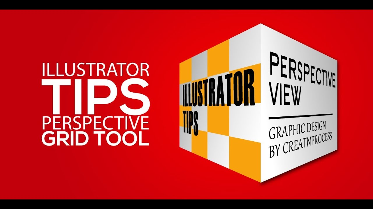 adobe illustrator tips perspective grid youtube