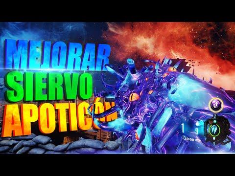"""Revelations: Cómo Mejorar """"Siervo Apoticón"""" Arma Especial (Guía/Tutorial)   Black ops 3 Zombies"""