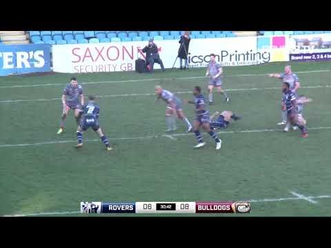 Batley Bulldogs V Featherstone Rovers Highlights 10.02.19