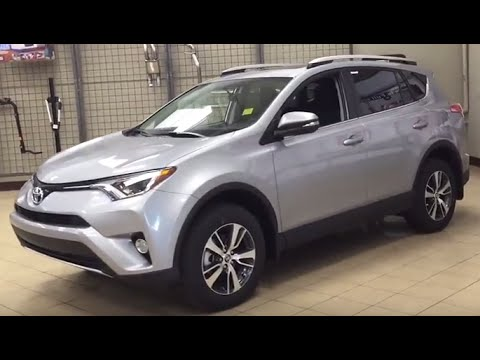 2016 Toyota Rav4 Xle Awd Review Youtube