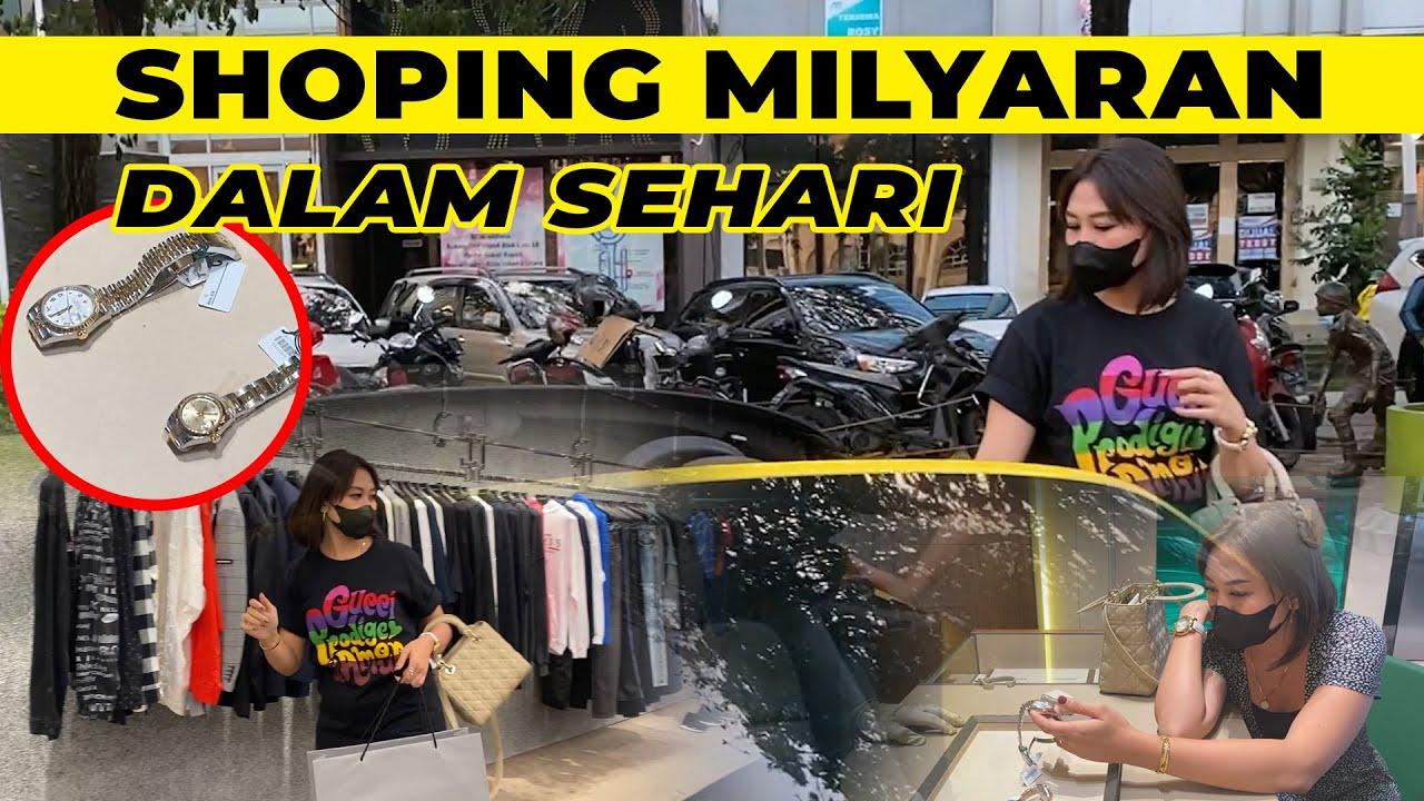 SHOPING MILYARAN DALAM SEHARI