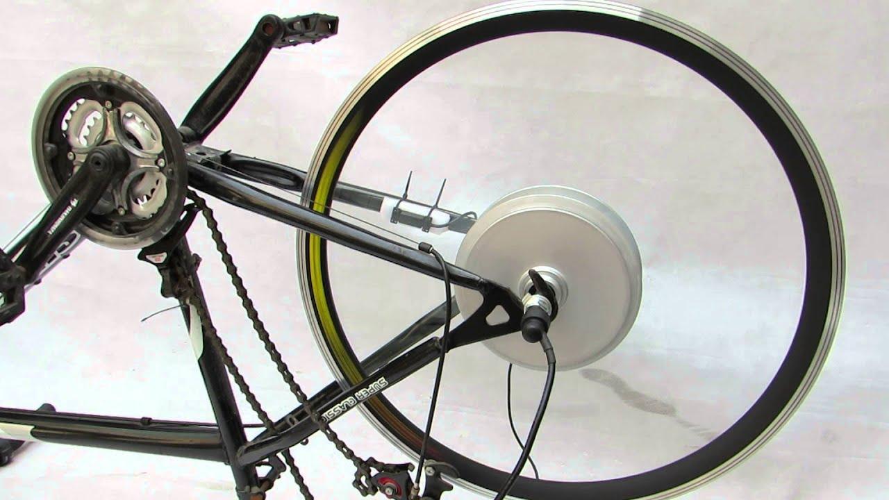 Updated version 2s 24 inch 48v 500w rear hub motor for Electric bike rear hub motor
