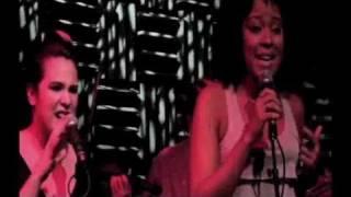 """Tonight"" - Lilli Cooper and Emma Hunton - Live at Joe"